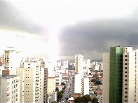 Raios fortes / Lightning Sao Paulo