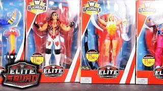 Walmart Exclusive WWE Elite Flashback Wave 2 action figures