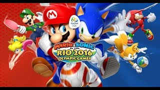 FINALE - HEROES SHOWDOWN | Mario & Sonic at the Rio 2016 Olympic Games #14