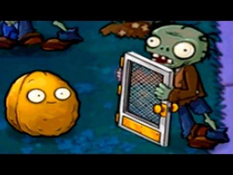Зомби против Растений - #3 Ночные Битвы! Игровое видео, мультик, новая серия, let's play.