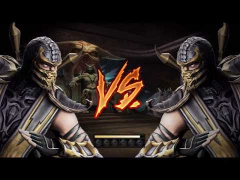 GAM3VIDZ - Mortal Kombat: SCORPION | Fatalities and Babality | Tutorial