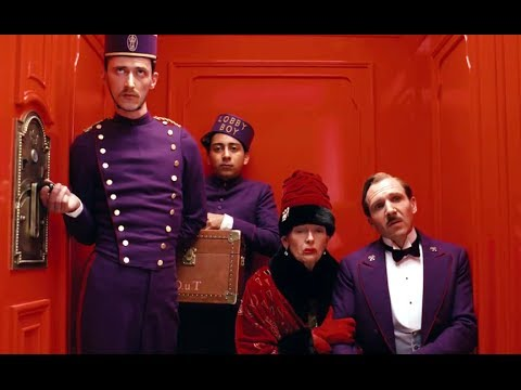 The Grand Budapest Hot...