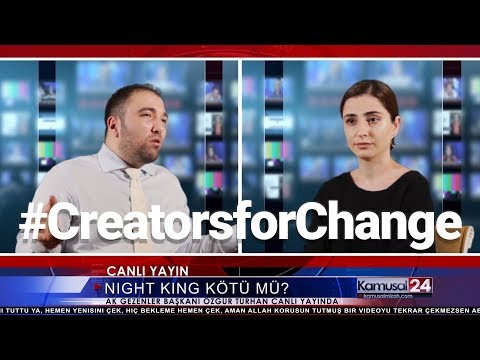 Creators For Change Kamusal Mizah Game Of Thrones G Ndemi