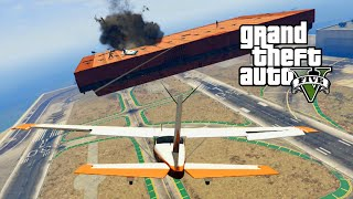 GTA 5 Online PC | SNIPERS VS PLANES | GTA 5 Funny Moments