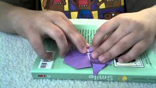 How To Fold A Origami Chick
