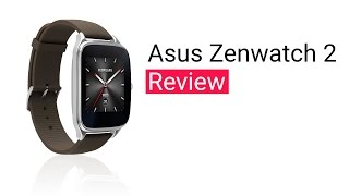 Asus Zenwatch 2: Review | Digit.in