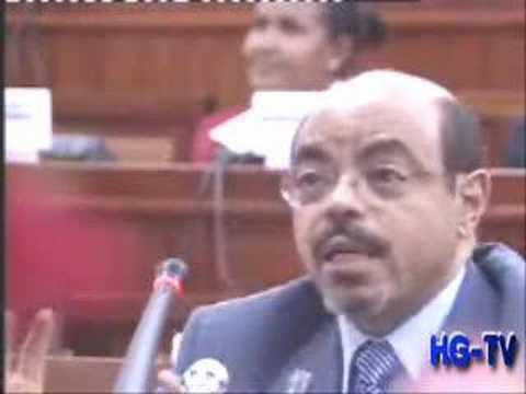 Fun at Ethiopian Parliament