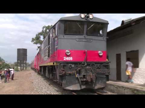 Reportaje: Nueva estación del tren en Naranjito