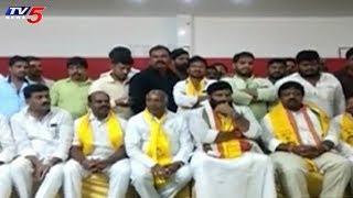Support Raises To Qutbullapur Mahakutami Candidate Kuna Srisailam Gowd