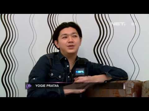 Entertainment News - Yogie Pratama di Bazaar fashion festival