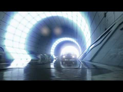 WipEout 2048 Cinematic