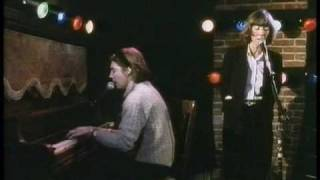 Kate and Anna McGarrigle: Talk to Me of Mendocino (Caffe Lena, 1990)