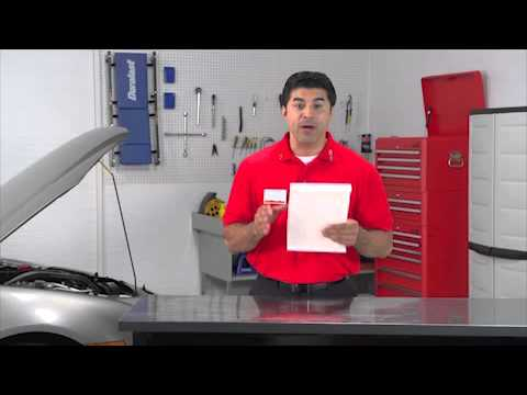 How Cabin Air Filters Work - When To Replace Air Filters - AutoZone