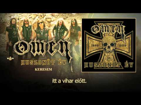 Omen - Keresem (Hivatalos Szöveges Video / Official Lyric Video)