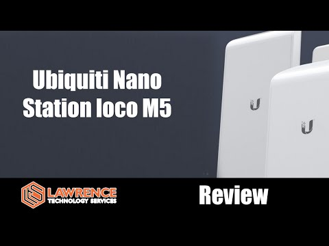 Ubiquiti NanoStation M5 Review and how to setup in bridge mode