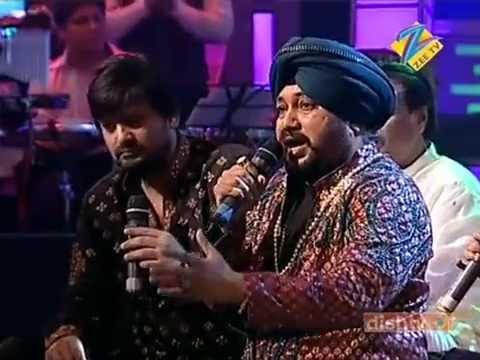 Tu Mere Ruburu Hai -daler Mehndi (saregamapa Singing Superstar) - Hq video