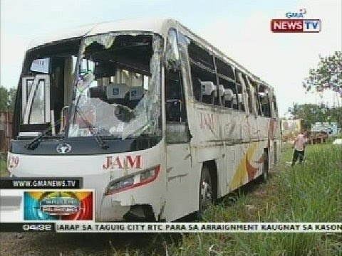 BP: Jam Liner, DLTB at Rural Transit of Mindanao, Inc., sinuspinde ng LTFRB