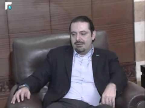 الحريري التقى المفتي الشعار ومخزومي وشهيّب وكبارة ووفدا من تعنايل