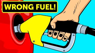 What Happens If You Put the Wrong Fuel in Your Car