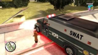 GTA Vice City Rage 4 - 6 Stars Wanted Level