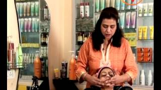 Beauty Care- AROMA FACIAL At Home - Rajni Duggal(Beauty Expert)- PRAGYA TV