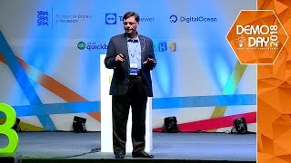Mr Vivek Mansingh YourNest Venture Capital shares his Experience at Demo day 2018