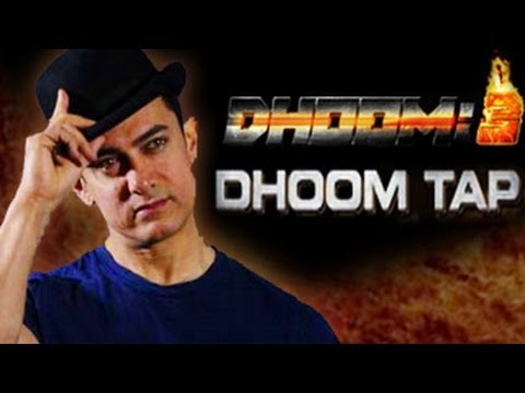 Dhoom Tap - Song Promo - DHOOM:3 - Aamir Khan