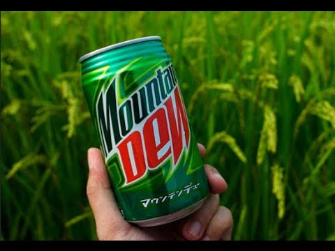 How To Make Mountain Dew