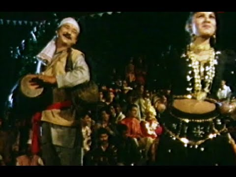 Laska Dhasko Ma Chali (Famous Garhwali Dance Song) | Chakrachal Movie