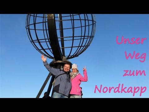 Leni & Toni on tour: mit dem Wohnmobil nach Norwegen | unsere ROUTE bis zum NORDKAPP |