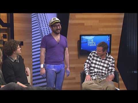 Asterios Kokkinos on Fuel TV's «The Daily Habit»