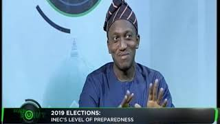 Stand Point 12th January | 2019 Elections: Matters Arising