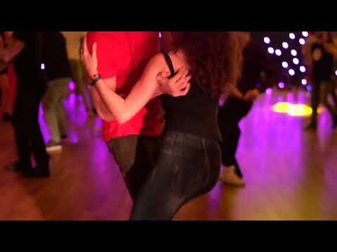 WZF2019 in social dances with Kseniia & Alexis ~ Zouk Soul