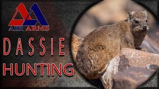 Airgun Hunting: Master Class Dassie Hunting