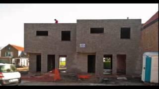 Woningbouw, verbouwingen, Rommens, Hoogstade