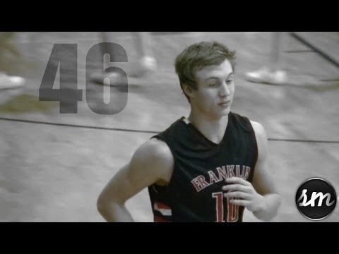 Franklin's Luke Kennard drops 46 POINTS against Oakwood (30 in 2nd Half)