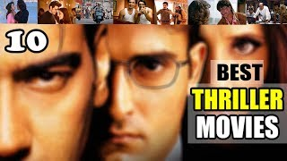 Top 10 Bollywood Thriller Movies