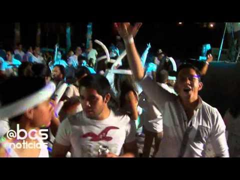 The Ultimate White Party 2015 La Paz