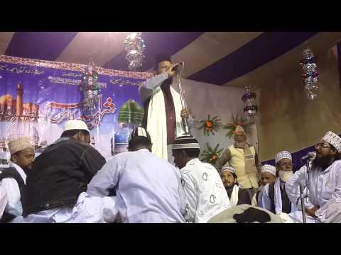 Shamim faizi naat at bhawanand jalsha 2014