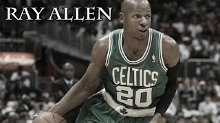 Ray Allen Red Flag
