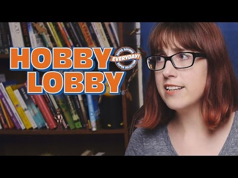 Supreme Court: Hobby Lobby is a Person! Women Are Not.