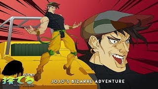 Anime Abandon: Jojo's Bizarre Adventure