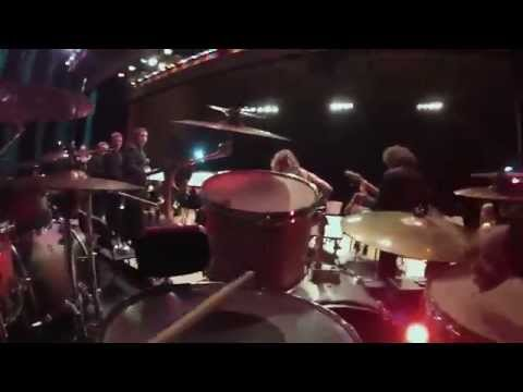Drum solo | Palisades High School Jazz Band | Kintersville, PA