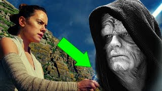 Is Palpatine Hidden In The Last Jedi Trailer? – The Last Jedi Explained