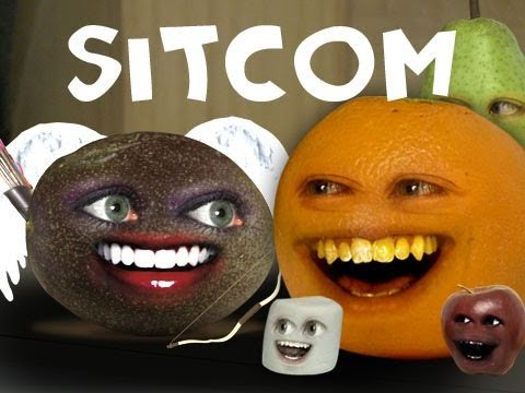 Annoying Orange: Annoying Valentines (Sitcom Version)