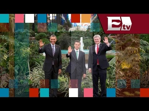 Cumbre Toluca 2014: Obama se queda con ganas de chorizo y Fox lanza críticas / Entre mujeres