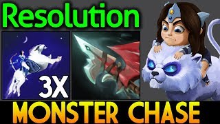 Download Resolution Dota 2 [Mirana] Monster Chase | 3X LEAP 3Gp Mp4