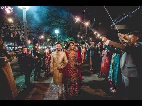 Faraz & Beenish | Mehndi & Wedding April 2017