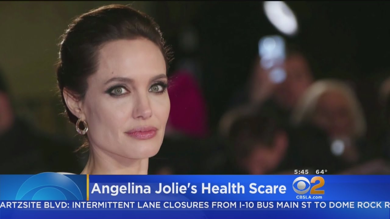 Angelina Jolie Opens Up About New Health Problems