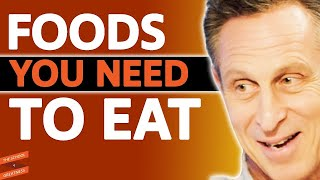 EAT THESE Foods To HEAL Your Body (How To Heal Your Body With Food) | Dr.Mark Hyman & Lewis Howes